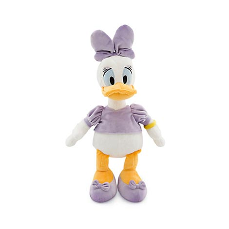 Disney Daisy Duck Plush - Small Mickey Mouse Clubhouse