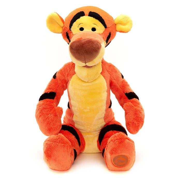 Disney Tigger Soft Plush Toy - Winnie the Pooh stuffed Animal