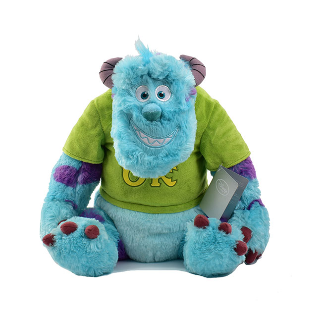 Disney Sulley Stuffed Plush – Medium – Monsters University