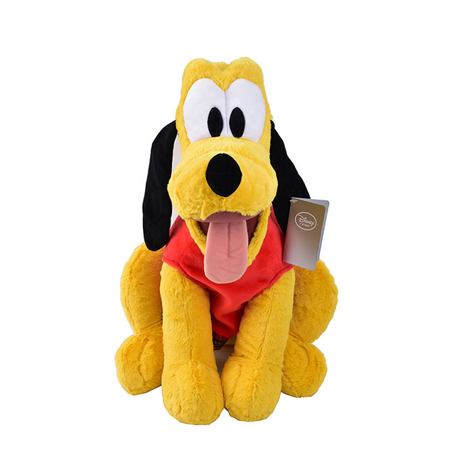 Disney Pluto Soft Plush Toy – Mickey Mouse Clubhouse Stuffed Animal