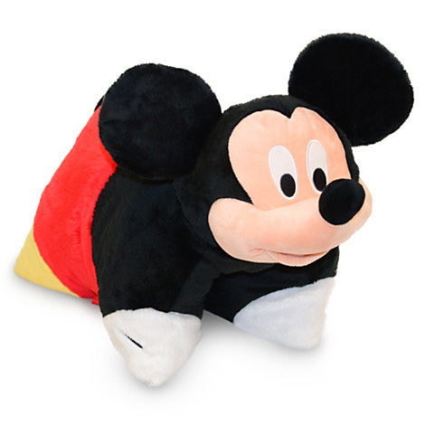 Disney Mickey Mouse Plush Pillow