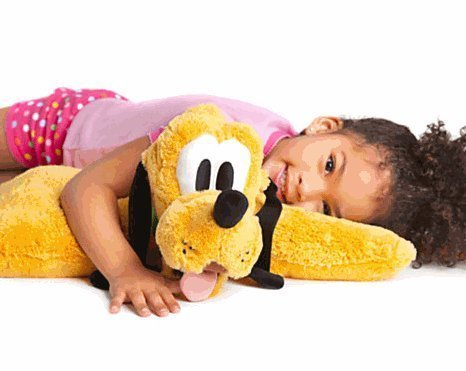 Disney Pluto Plush Pillow