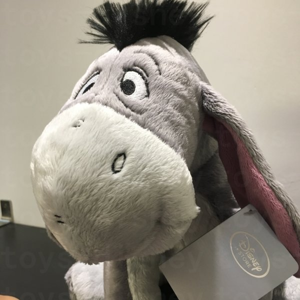 Disney Eeyore Soft Plush Toy - Winnie the Pooh Donkey Doll