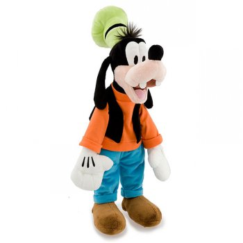 Disney Goofy Plush Toy - Medium Mickey Friend Stuffed Animal
