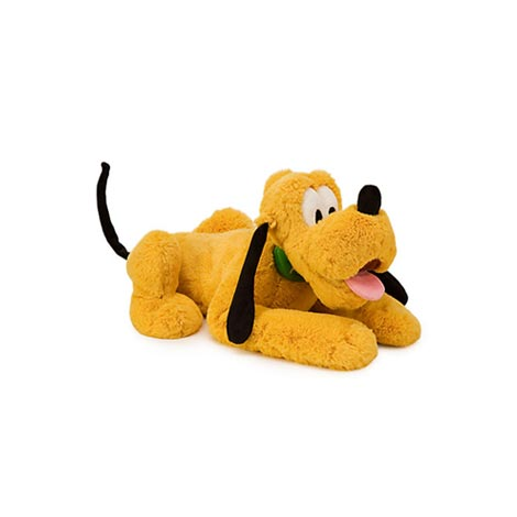 Disney Pluto Soft Plush Toy - Small Mickey Mouse Clubhouse