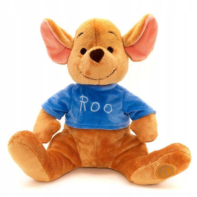 Disney Roo Soft Plush Toy - Winnie The Pooh Kangaroo Stuffed